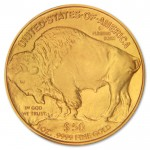 1 oz US Gold Buffalo