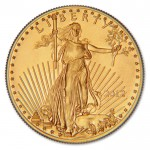 1 oz US Gold Eagle Coin