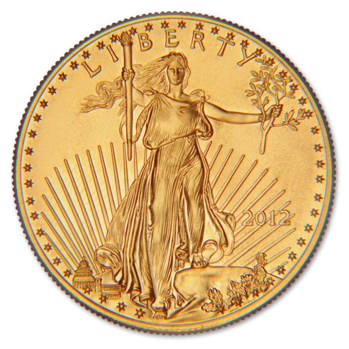 1 oz US Gold Eagle Coin