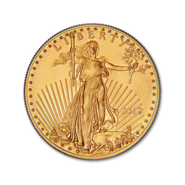 1/2 oz US Gold Eagle
