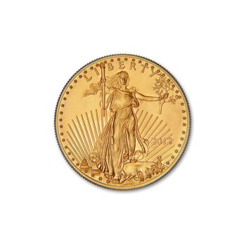 1/4 oz US Gold Eagle
