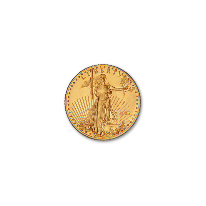 1/10 oz American Gold Eagle