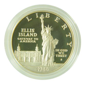 U.S. Silver Commemorative Dollar