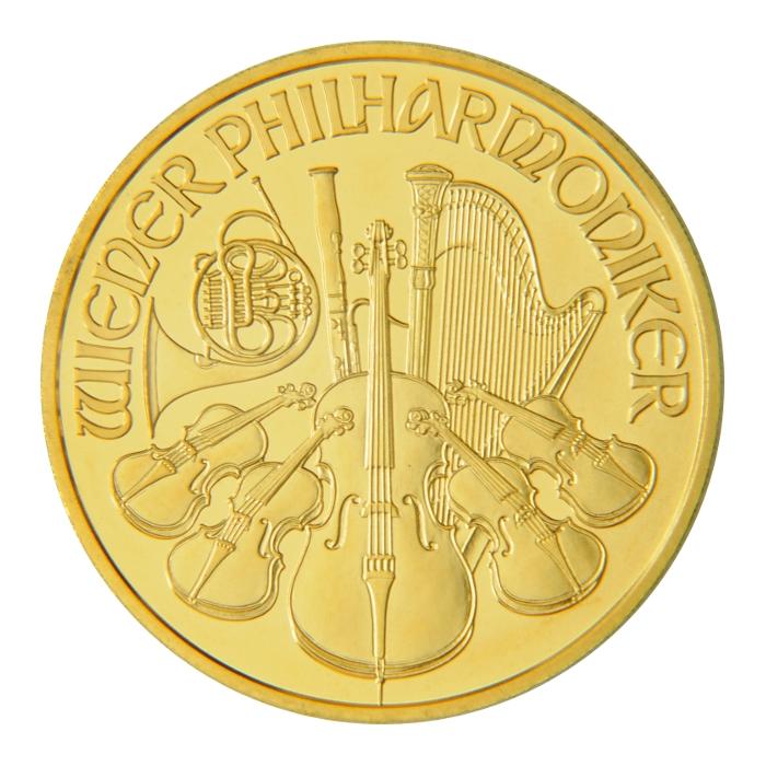 1 oz Gold Philharmonic