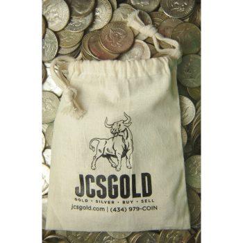 $100 40% Silver Half Dollars