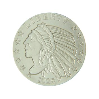 Half Ounce Silver Round