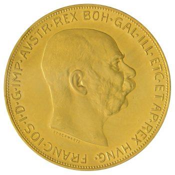 1915 Austrian 100 Corona