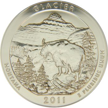 Glacier 5oz Silver