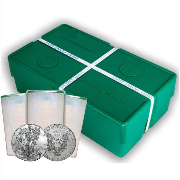Silver Eagle Box