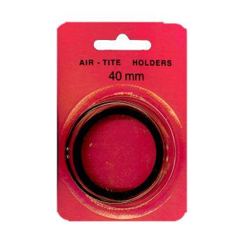 Air-Tite 40mm Black Ring