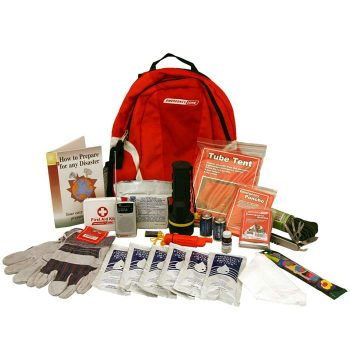 Deluxe Bug Out Bag