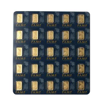 Pamp .999 Gold