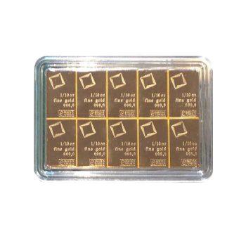 Valcambi 1 oz Gold