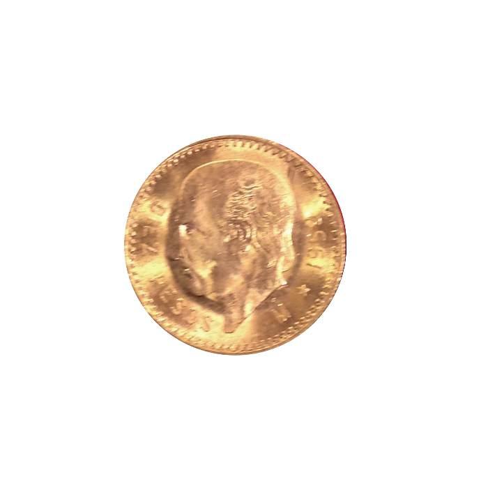Mexico Gold 10 Pesos AGW .2411