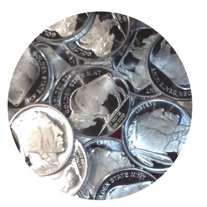 1 oz Silver Buffalo