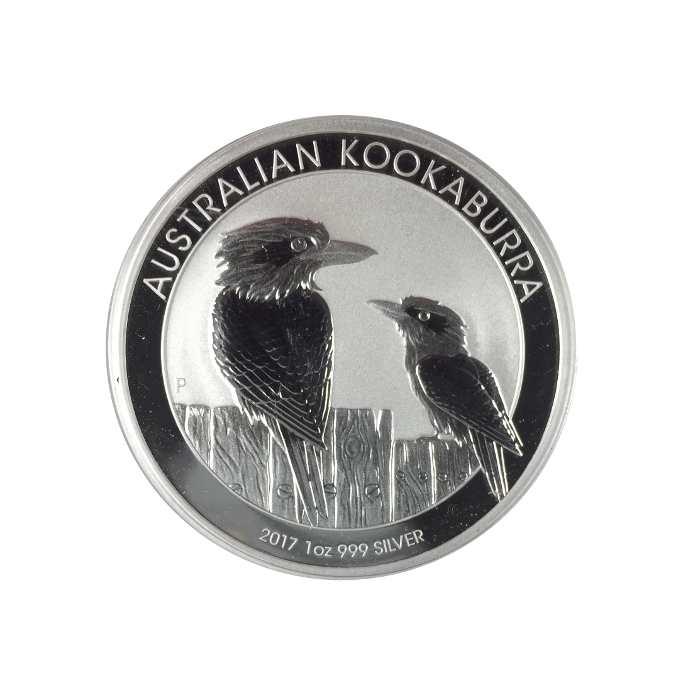 2017 Silver Coin
