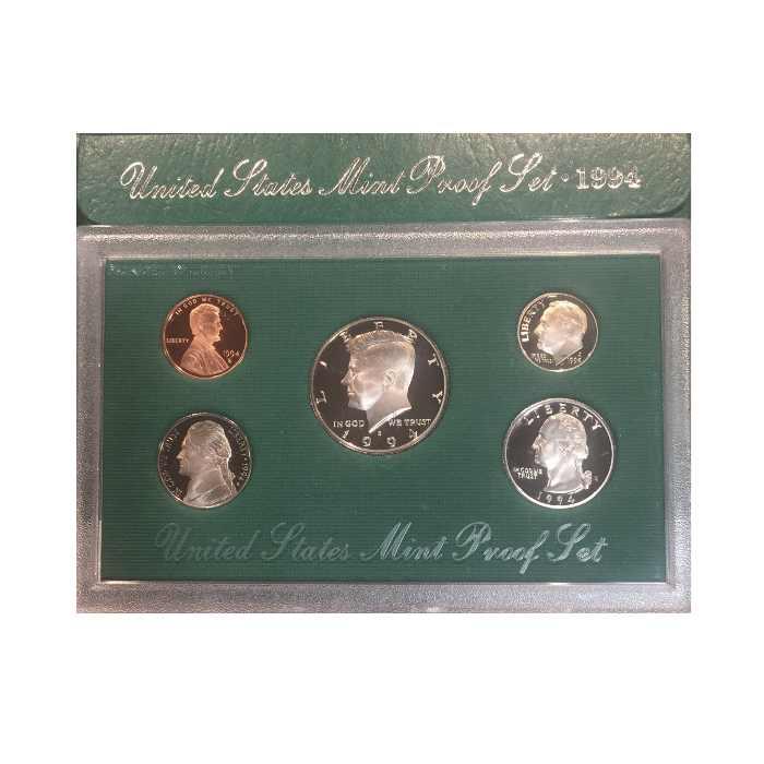1994 proof set