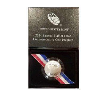 2014 Baseball Half Dollar