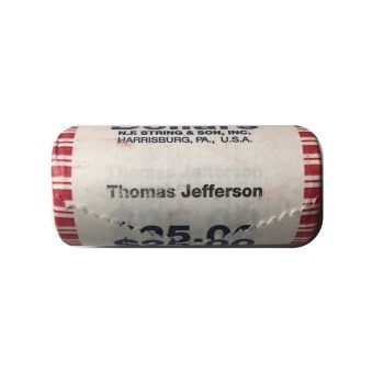 Jefferson Dollar roll
