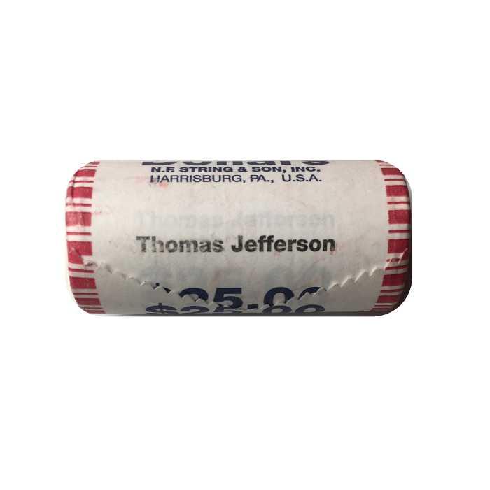 Jefferson Dollar roll