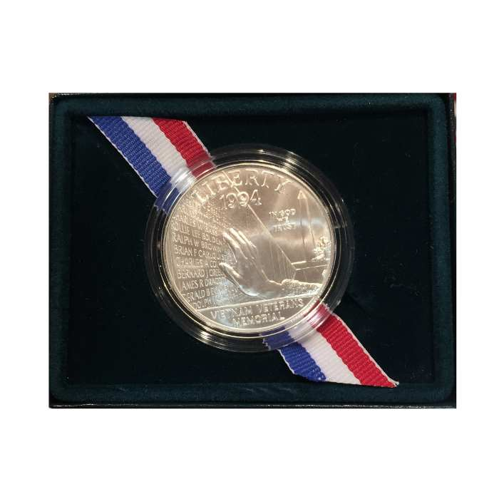 Vietnam Silver Commemorative