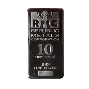 10 oz RMC Silver Bar