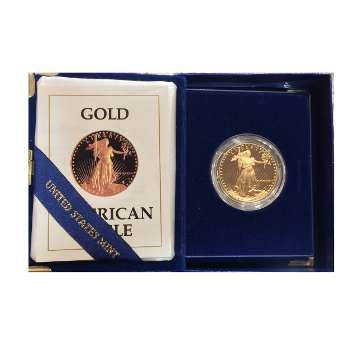 1987 Proof Gold Eagle