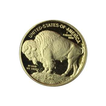 2008-W Gold Buffalo