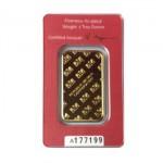 1 oz Gold Republic Metals Bar