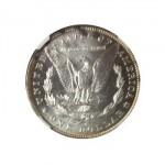 1882-O Morgan Silver Dollar NGC MS64