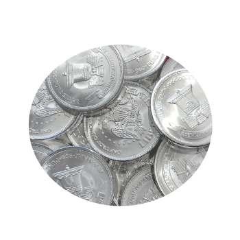 1 oz .999 Silver A-Mark Round