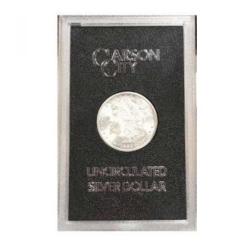 1885-CC Morgan Silver Dollar BU (GSA)