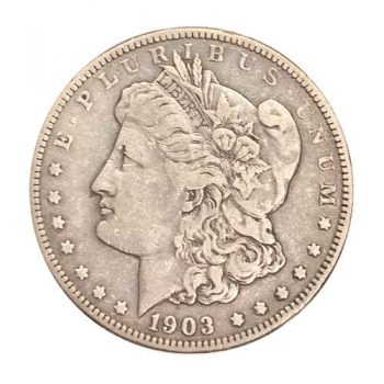 1903 Morgan Silver Dollar VF30