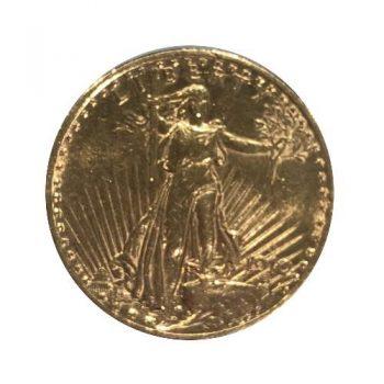 1910-S $20 Gold St Gaudens