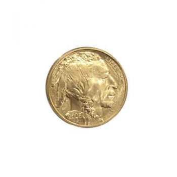 2008-W Half Ounce Gold Buffalo BU