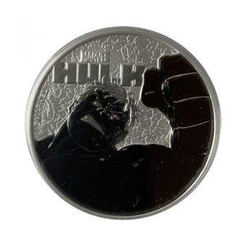 1 oz Silver Hulk