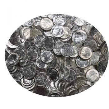 90% Silver BU Dimes $20 Face Value