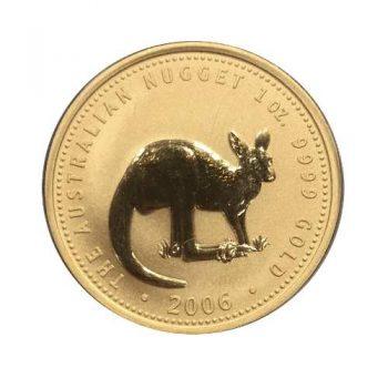 2006 Australian Kangaroo 1 oz Gold Coin