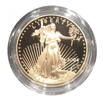 1 oz Proof Gold Eagle