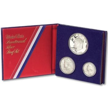 1976-S U.S. Mint Silver Proof Set