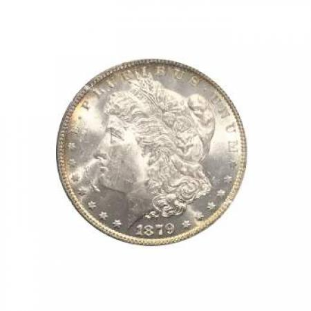 1879 Morgan Silver Dollar MS-64