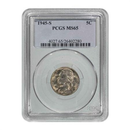 1945-S-WAR-NICKEL-MS65