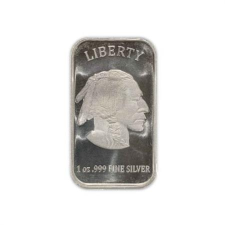 1-OZ-SILVER-BUFFALO-BAR