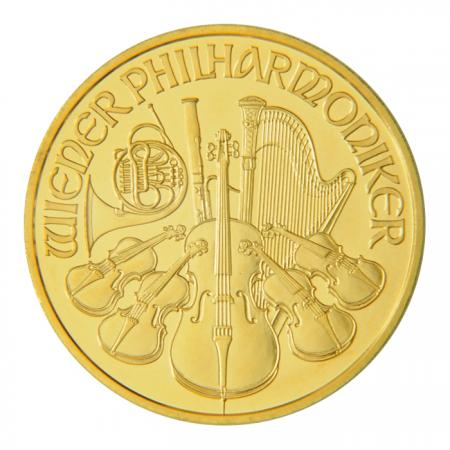 1 oz Gold Philharmonic