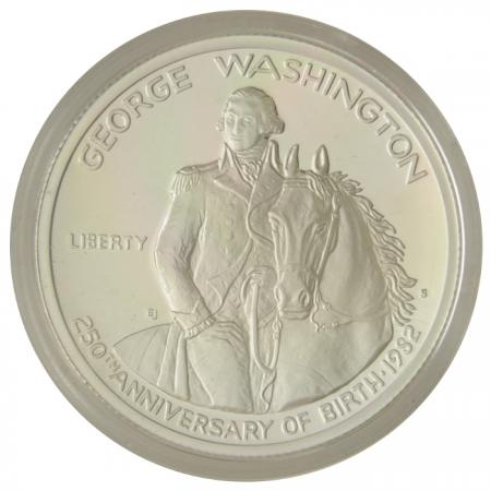 Proof Washington Commemorative Obverse